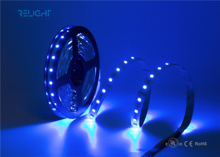 Flesh Lighting IP20 Ip Rated Led Strip Lights 4A Current FPC Material